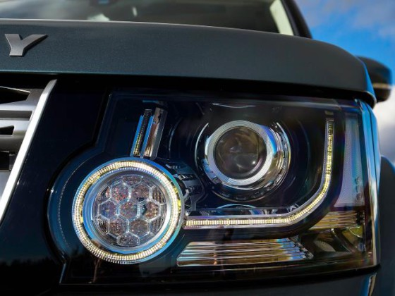 Оптика Land Rover Discovery 2014