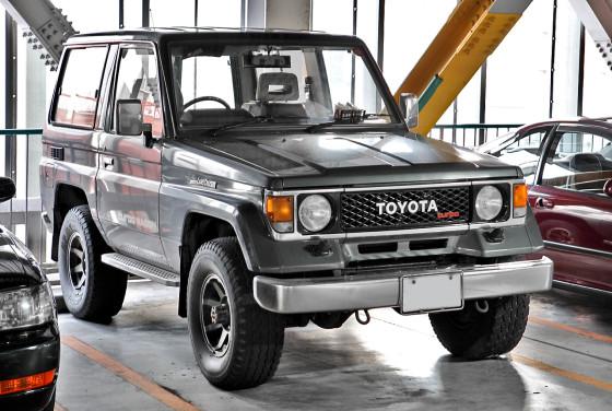 Land Cruiser Prado 1984 года