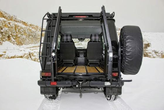 Багажник Mercedes-Benz G Class