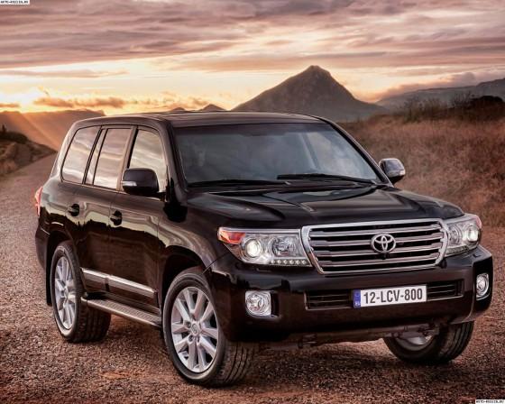 Toyota Land Cruiser 200: характеристики, цена и отзывы