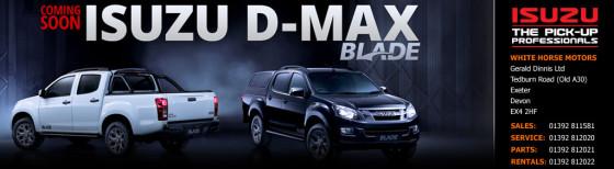 Isuzu D-Max Blade