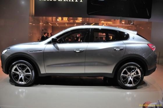 Maserati Kubang фото