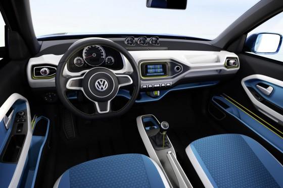 Салон Volkswagen Taigun