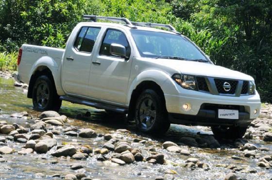 Цены и комплектации Nissan Frontier