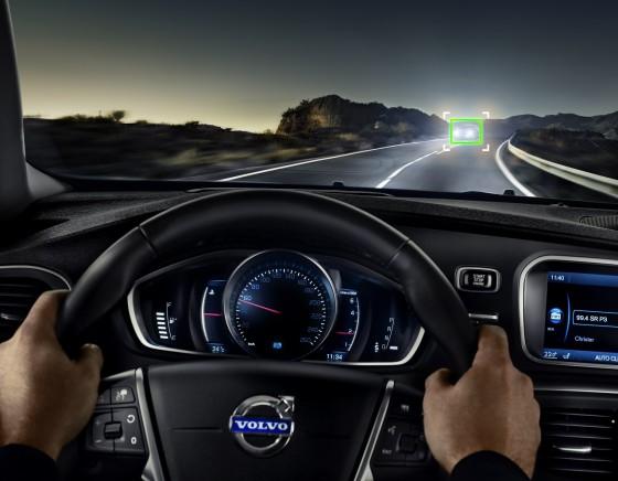 Интеллектуальная система Volvo