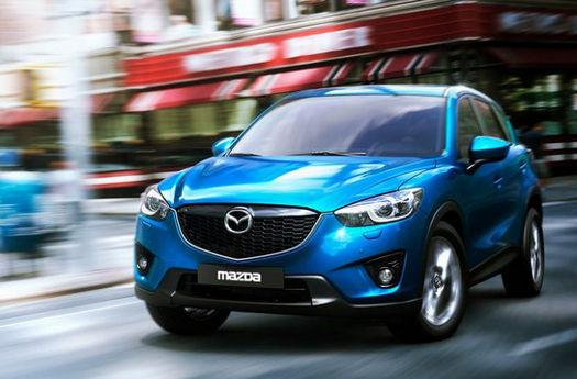 Планируется выпуск новой Mazda CX-3