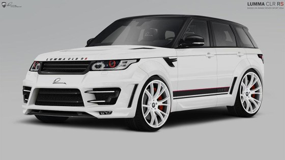 Range Rover Sport Описание