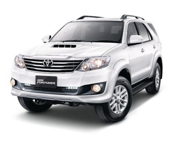 Toyota Fortuner-2014