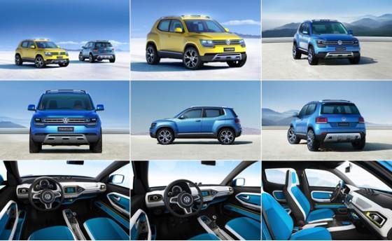 Volkswagen Taigun во всей красе