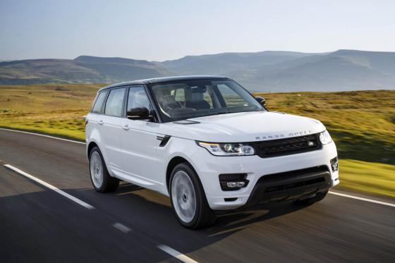 Самый быстрый Range Rover Sport 2014