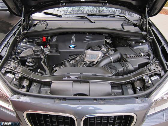 Технические характеристики BMW X1