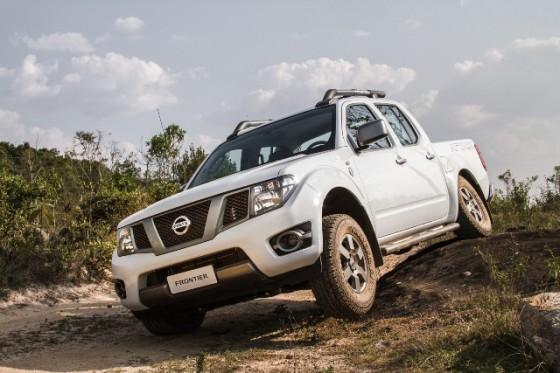Технические характеристики Nissan Frontier