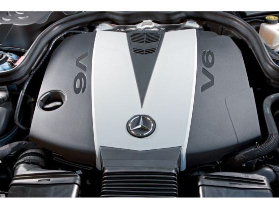 двигатель Mercedes Benz ML 350