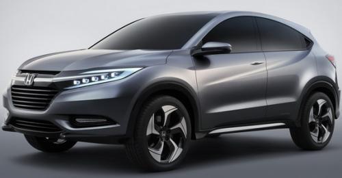Новая Honda HR-V