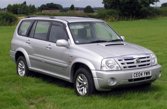 Технические характеристики Suzuki Grand Vitara XL
