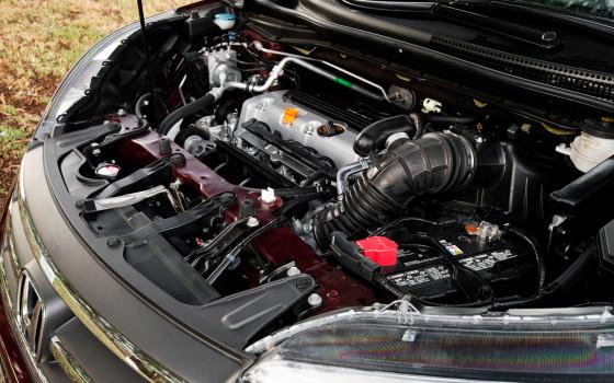 Мотор новой Honda CR-V