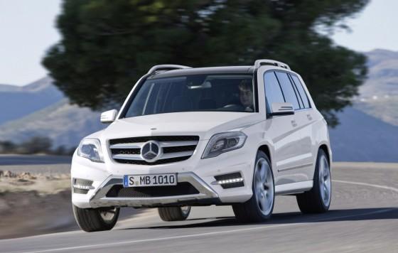 В дороге Mercedes-Benz W166