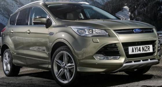 Ford Kuga-2014: технические характеристики, комплектации и цены
