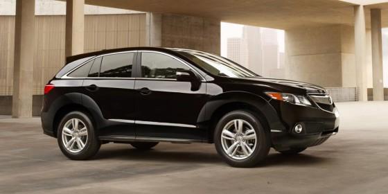 Второе поколение Acura RDX 2014