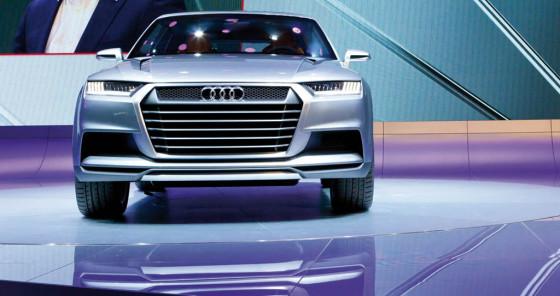 Презентация новой Audi Q5 2015