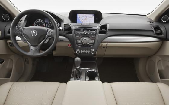 Приборная панель Acura RDX 2014