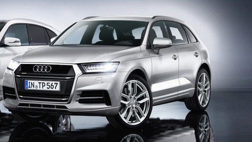 Новый Audi Q5 2015