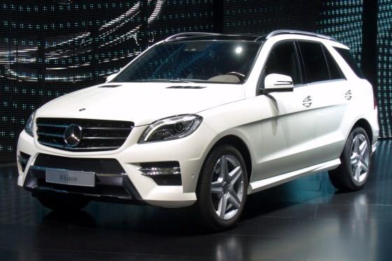 Mercedes-Benz W166