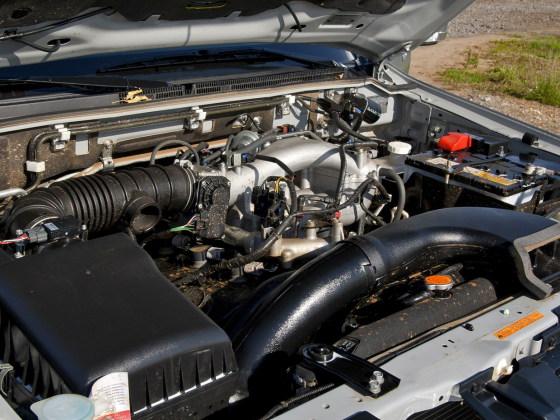 Технические характеристики Mitsubishi Pajero IV