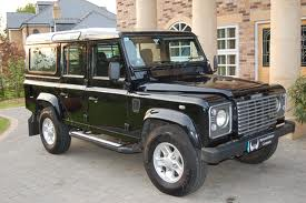 Land Rover Defender XS 110