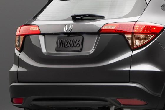 Новая Honda HR-V уже проходит испытания