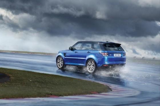 Range Rover Sport SVR 2015 фото
