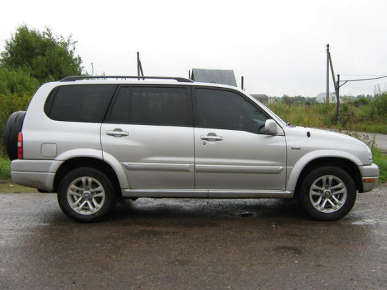Фото Suzuki Grand Vitara XL