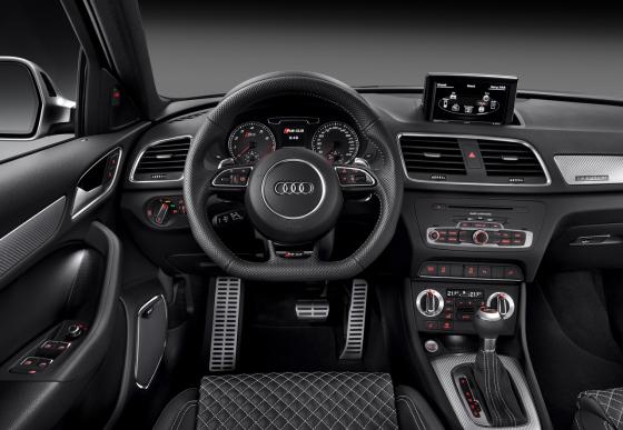 Шикарный салон новой Audi Q3