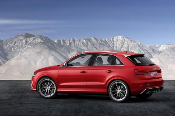 Audi Q3 2014 - цену уточняйте у дилеров