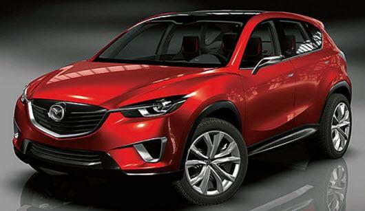 Mazda CX-3 2015