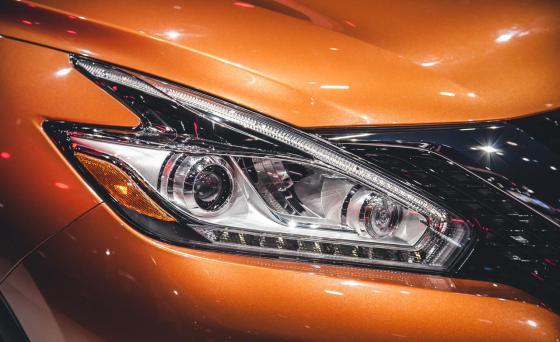 Оптика Nissan Murano 2015