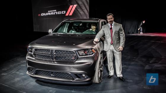 Премьера нового Dodge Durango