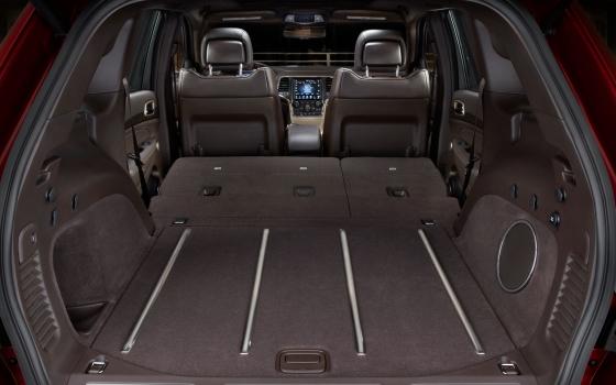 Багажник  Jeep Grand Cherokee 2014
