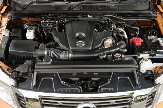 Технические характеристики Nissan Navara 2015