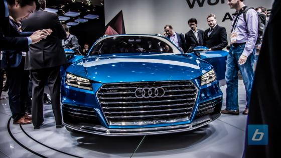 Audi Allroad Sport Brake - новый концепт от Ауди