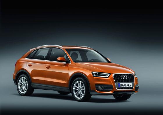 Фото Audi Q3 2.0 TDI