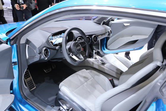Салон Audi Allroad Sport Brake