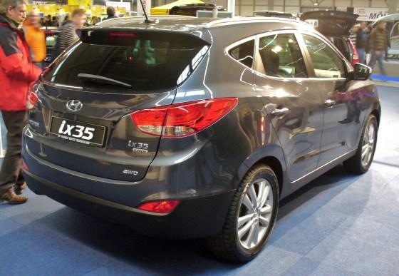 Новый Hyundai ix35 фото