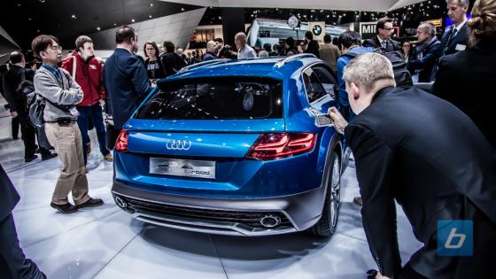 Премьера Audi Allroad Sport Brake