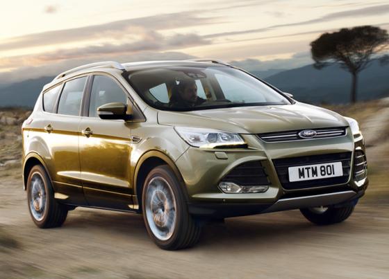 Ford Kuga-2013
