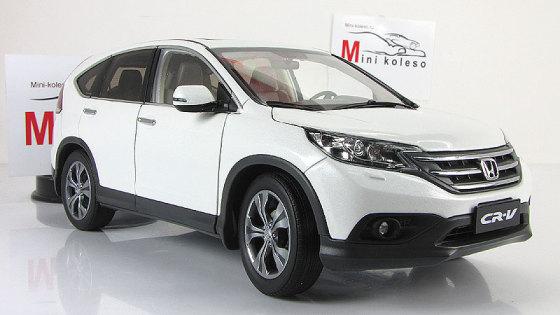 Новая Honda CR-V 2