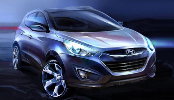 Обновленный Hyundai ix35 2014