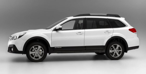 Subaru Outback 2014 фото