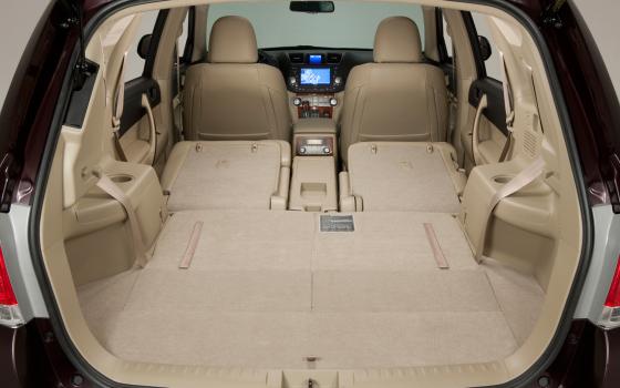 Багажник Toyota Highlander 2015
