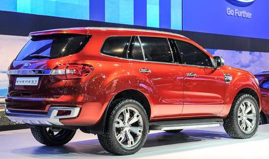Премьера Ford Everest 3
